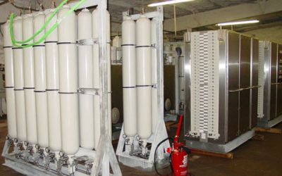 ACCUMULATOR BANKS – FOR HULL BALLAST CONTROL SYSTEM