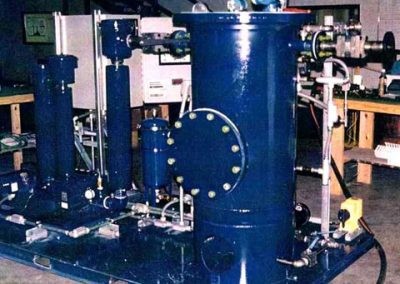 Special oil equipment