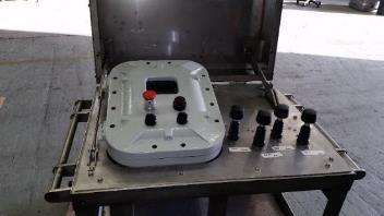 RCP – Remote Control Pedestal